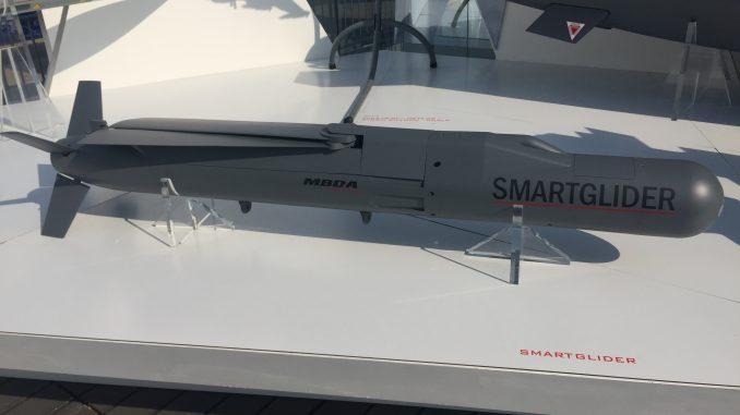 صاروخ SMARTGLIDER (صورة حصرية)