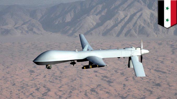 """طائرة من دون طيار من نوع """"أم كيو-1 بريداتور"""""""