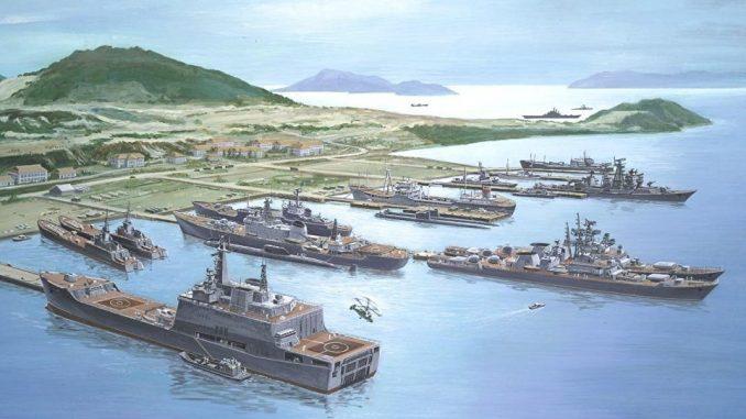 الأسطول البحري الروسي