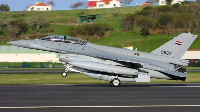 مقاتلة أف-16 بلوك 52 المصرية