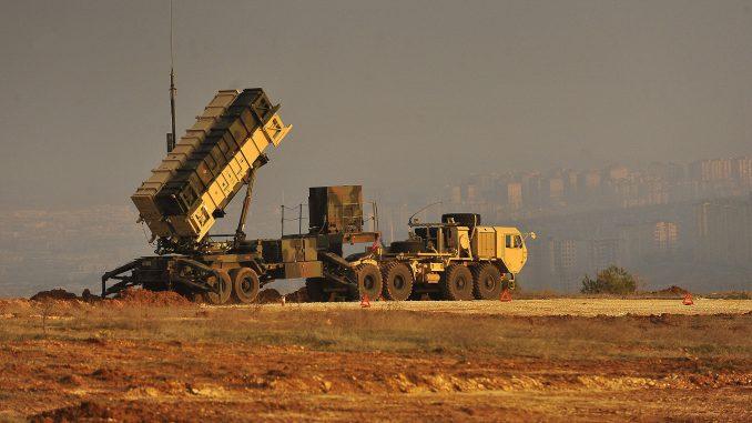 منظومة باتريوت للدفاع الصاروخي