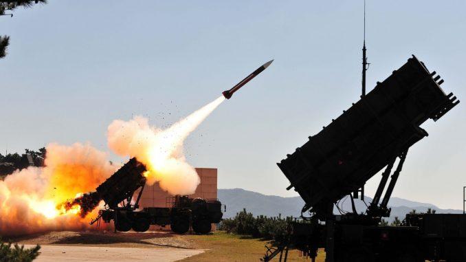 نظام باتريوت الصاروخي