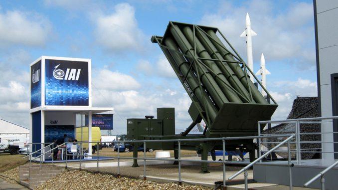 منظومة باراك-8 الصاروخية