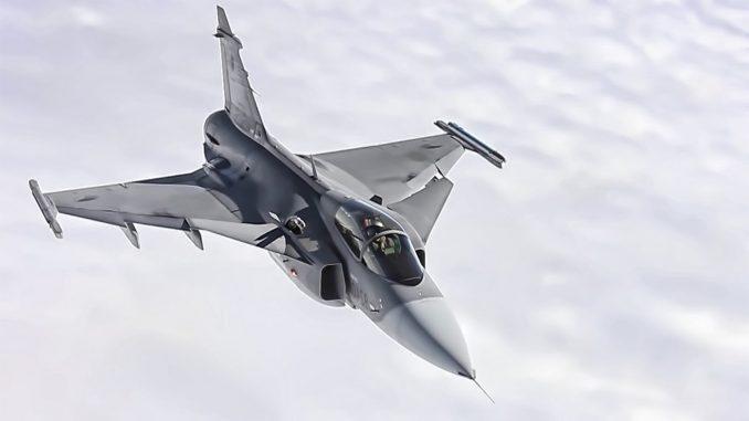 طائرة JAS 39 Gripen