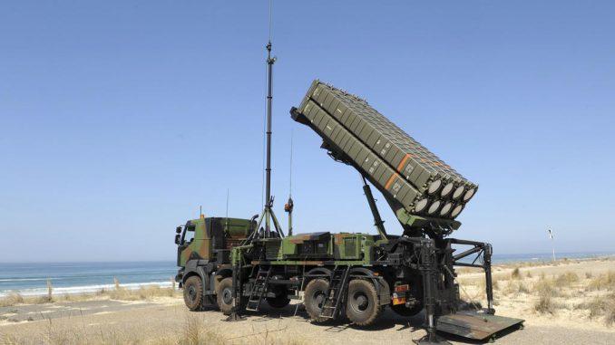 نظام الدفاع الصاروخي Aster 30
