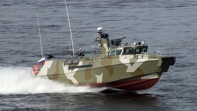 قارب رابتور