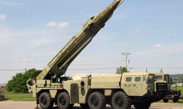منظومة صواريخ سكود