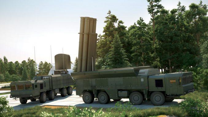 منظومة الدفاع الساحلي الروسية Club-M Missile Complex