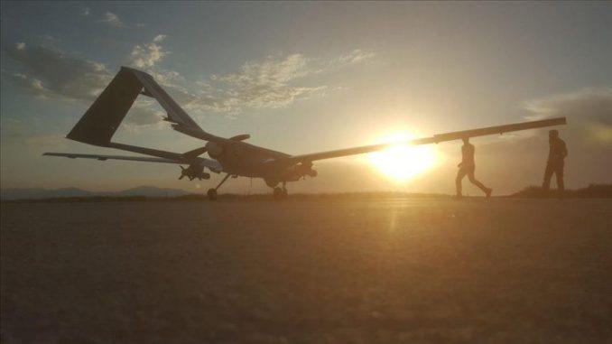 طائرة بيرقدار من دون طيار