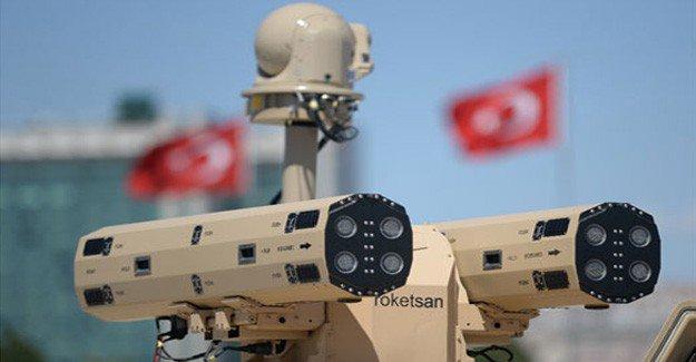 منظومة من إنتاج روكتسان التركية