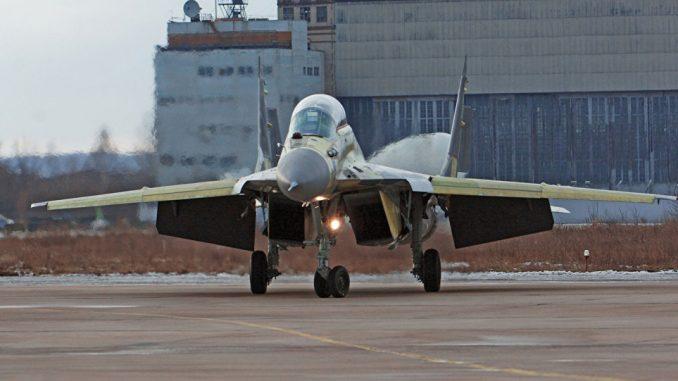 مقاتلة ميغ-29