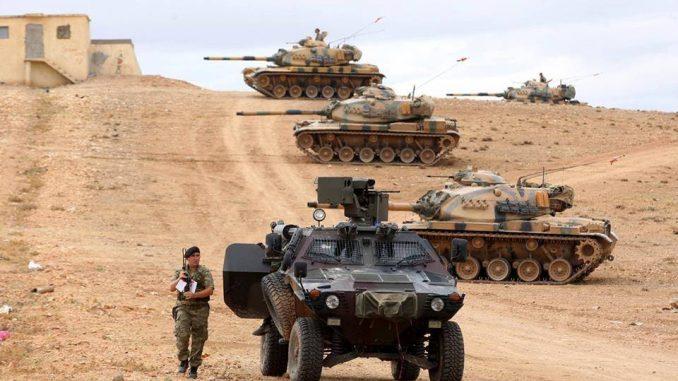 معدات عسكرية تركية