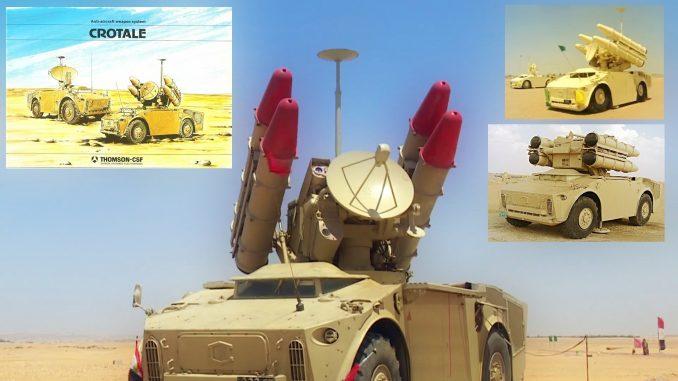 نظام الدفاع الجوي Crotale