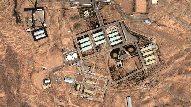 مواقع عسكرية إيرانية
