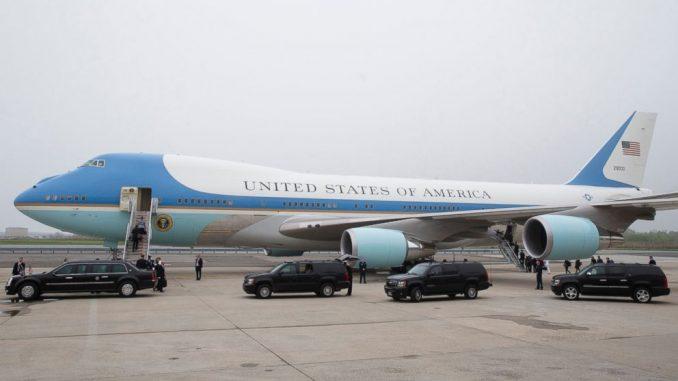 طائرة Air Force One الرئاسية