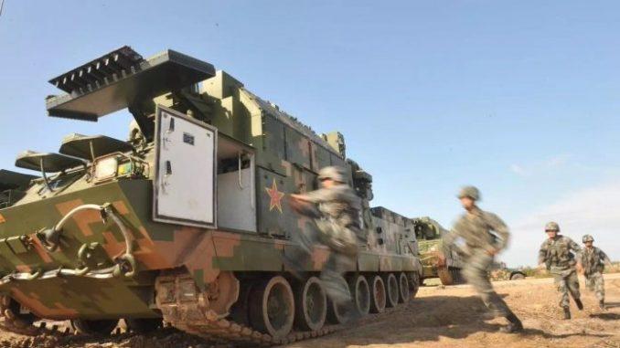 نظام صواريخ HQ-17 أرض- جو