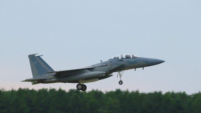 مقاتلات F-15SA