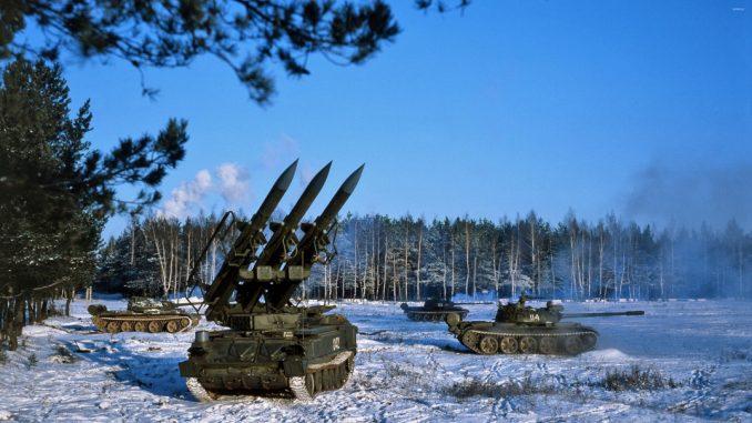 أنظمة صاروخية كورية شمالية
