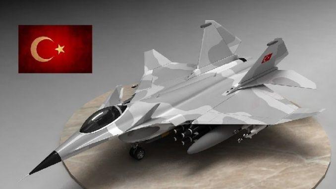 مقاتلة TF-X