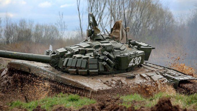 مركبة عسكرية روسية