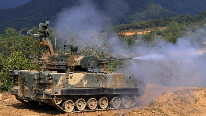 نظام الدفاع الجوي K30 Biho
