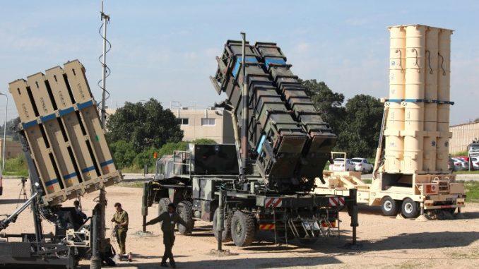 أنظمة صاروخية