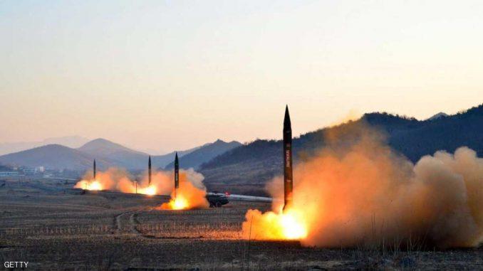 صواريخ نووية