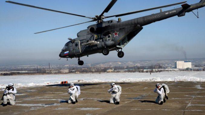 التدريبات العسكرية المصرية-الروسية