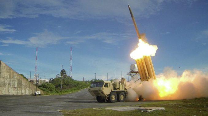 منظومة الصواريخ الإعتراضية الأميركية