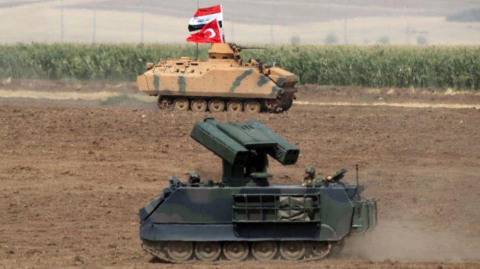 مناورات عسكرية بين العراق وتركيا