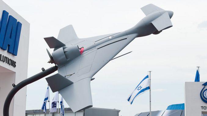 طائرة هاروب الإسرائيلية