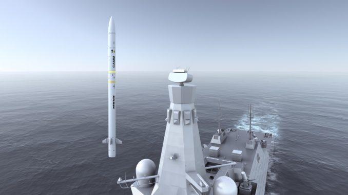 نظام Sea Ceptor
