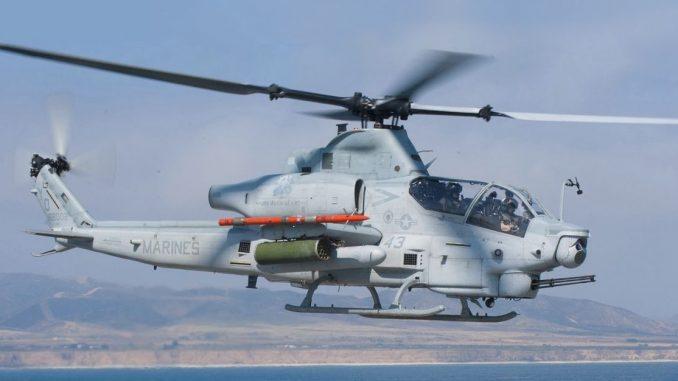 مروحية AH-1Z من بيل للمرحيات