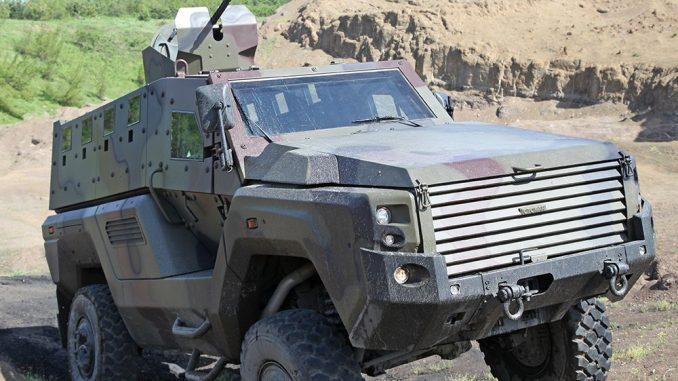 كايا 2 من إنتاج شركة Otokar التركية