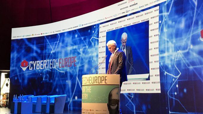ندوة Cybertech حول الأمن الإلكتروني