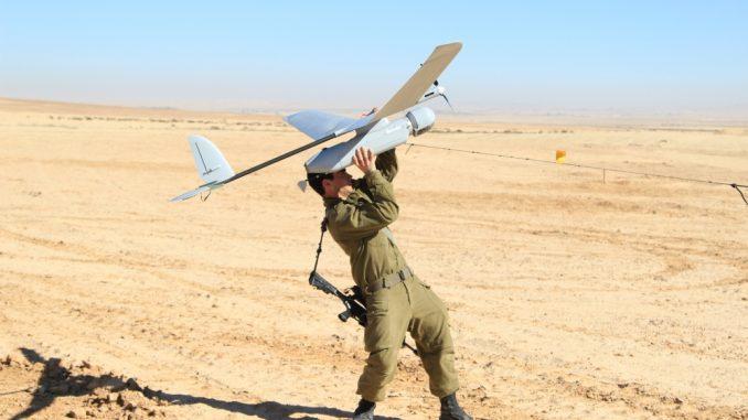 طائرة Sky Rider من دون طيار
