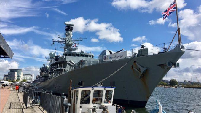 سفينة HMS Argyll