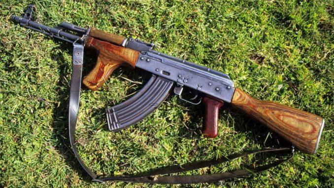 رشاش كلاشنيكوف AK-47