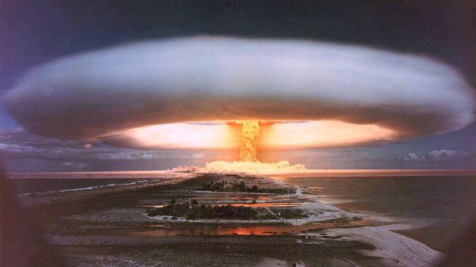 القنبلة الهيدروجينية
