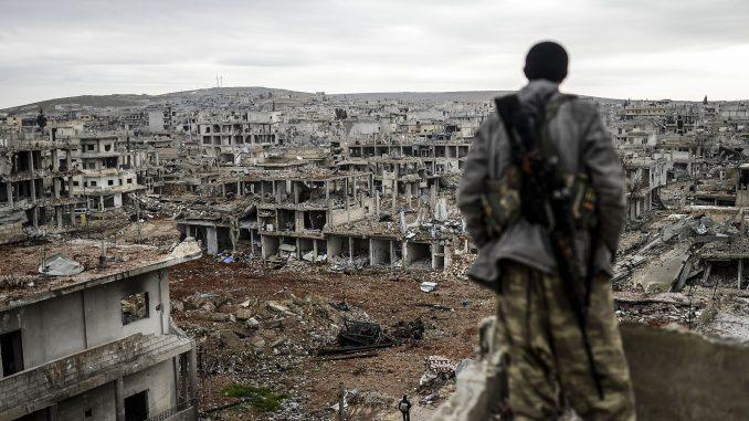 الحرب الأهلية السورية
