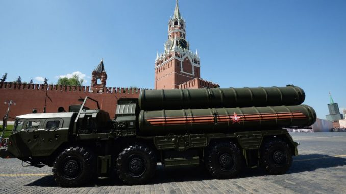 منظومة أس-400 الصاروخية