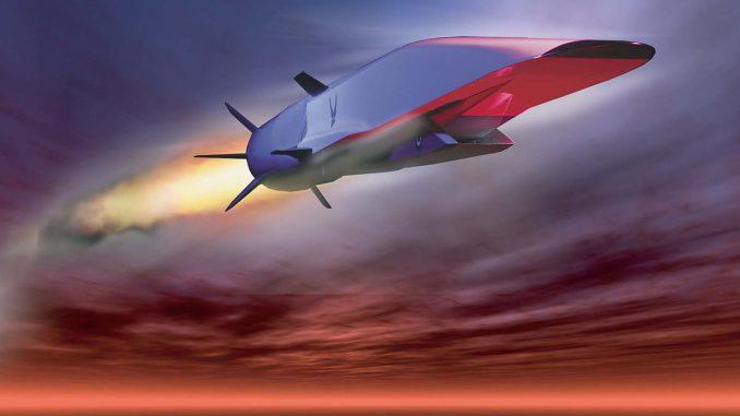 صاروخ Waverider-X-51 من بوينغ