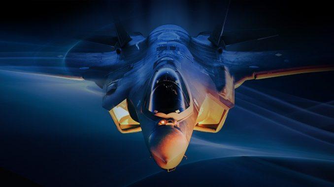 مقاتلة إف-35
