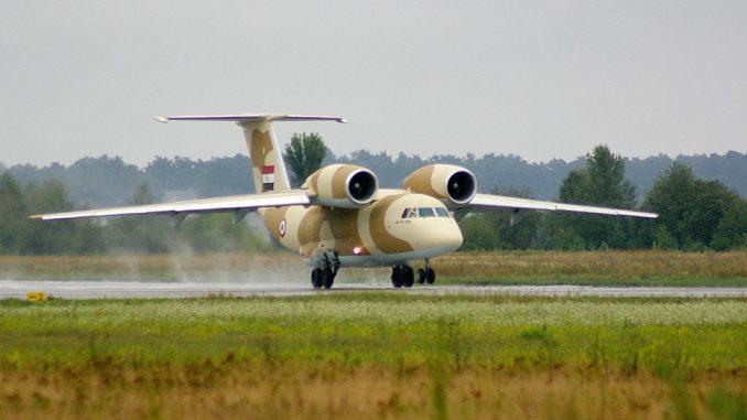طائرة AN-74T-200A