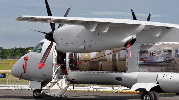نموذج عن طائرة TRJet TRP328™