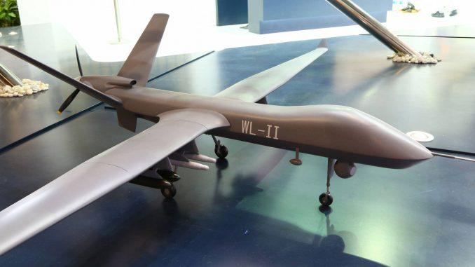طائرة وينغ لونغ 2 من دون طيار