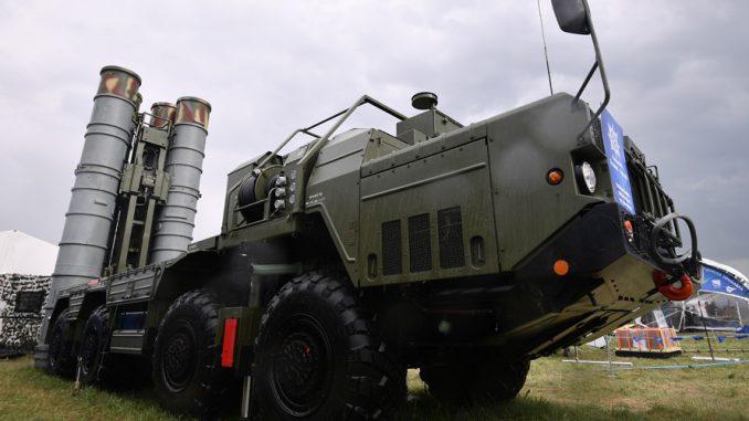 أنظمة أس-400 الروسية