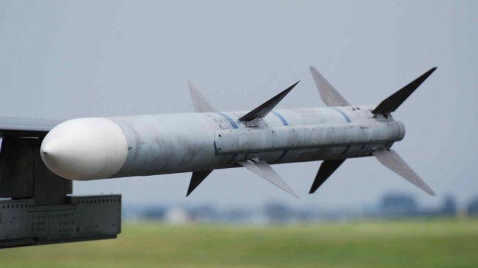 صاروخ AIM-120 جو-جو