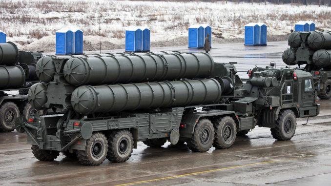 صواريخ أس-400 الروسية