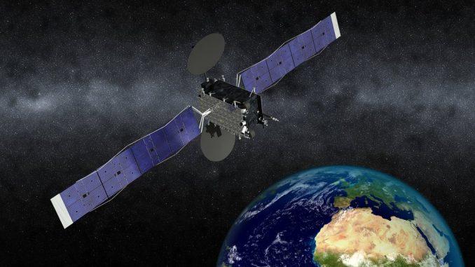 قمر اصطناعي من إيرباص